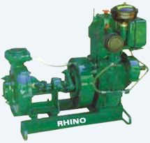 Diesel pump set manufacturer and supplier windsor from india