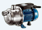 Stainless Steel Pressure Pump  set manufacturer and supplier windsor from india